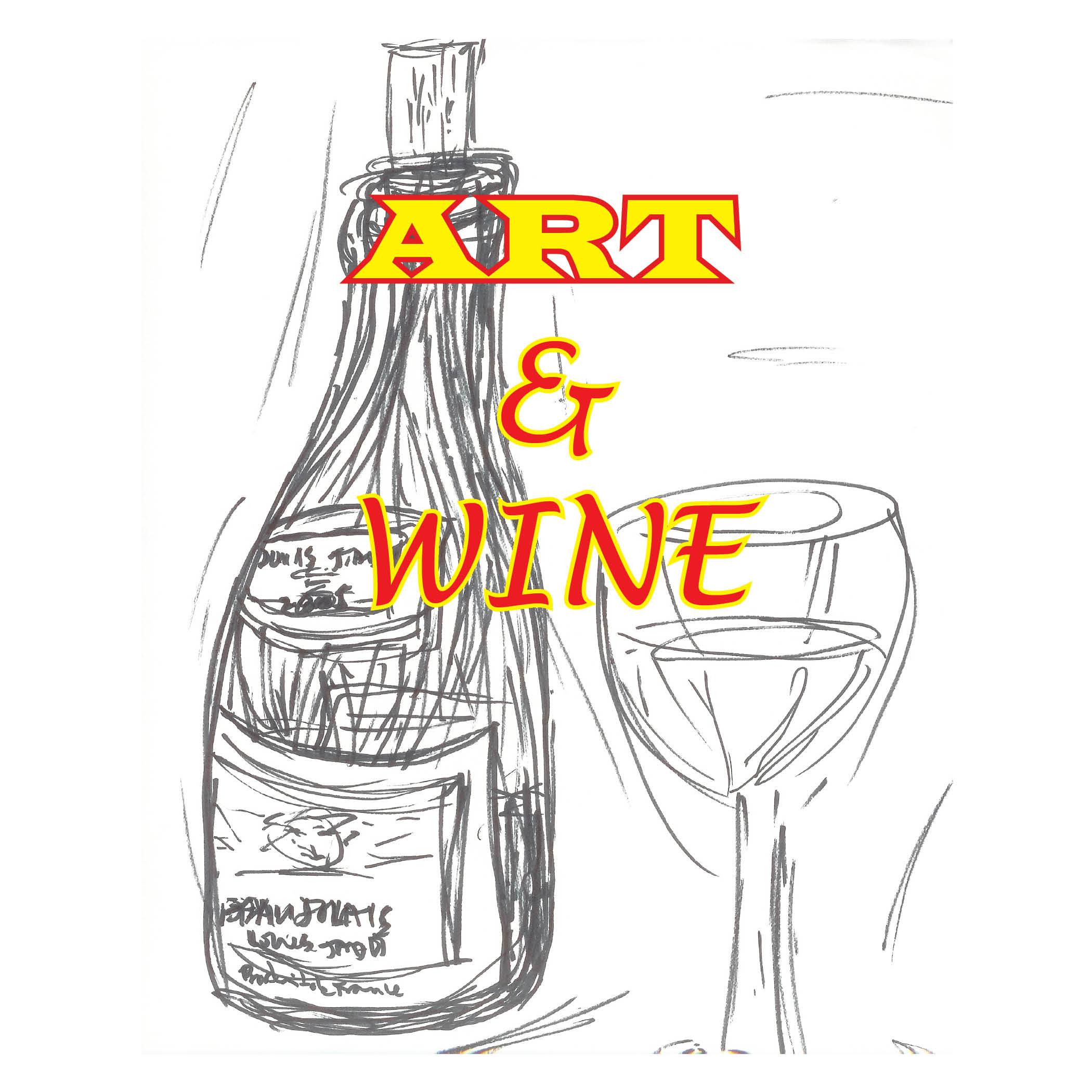 Wine And Art Pairing
