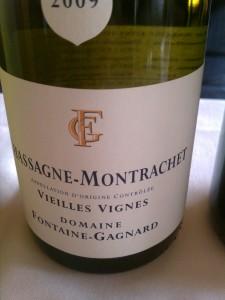 Domaine Gagnard Chassange-Montrachet