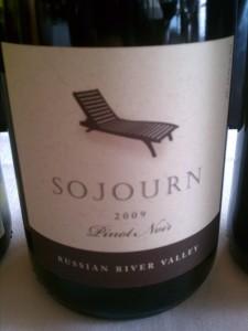 Sojourn Pinot Noir