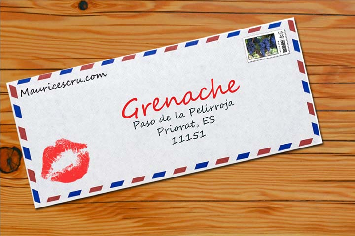 Love letter to grenache