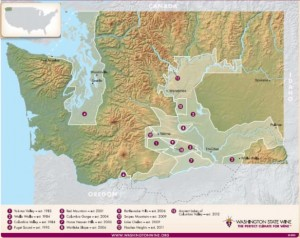 Washington-State-Wine-Map