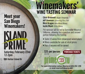 winemakers of San Diego