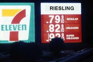 Riesling Prices