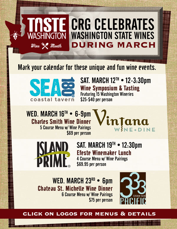 Wines of Washington