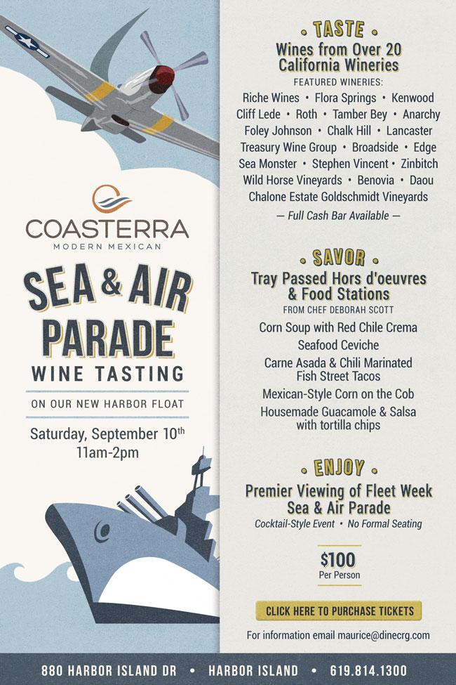 Sea & Air Parade