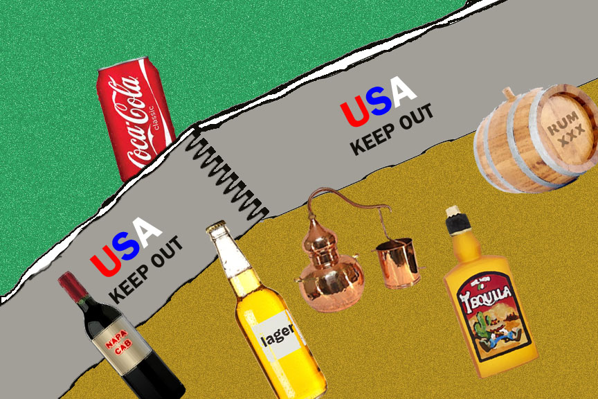 Immigration and what we drink
