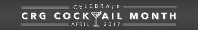 CRG Cocktail Month